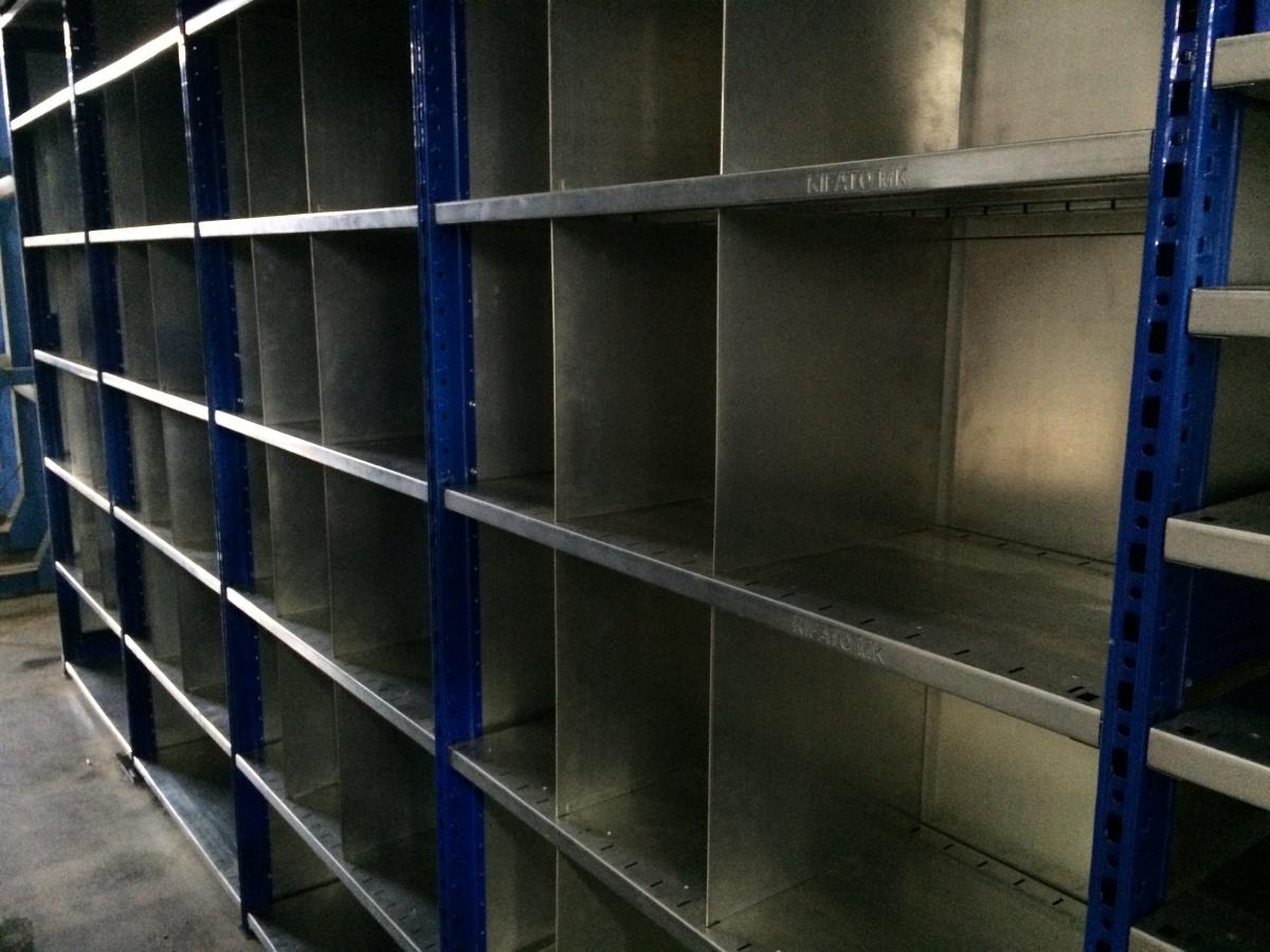 СМК50 для склада с мелкодетальным хранением